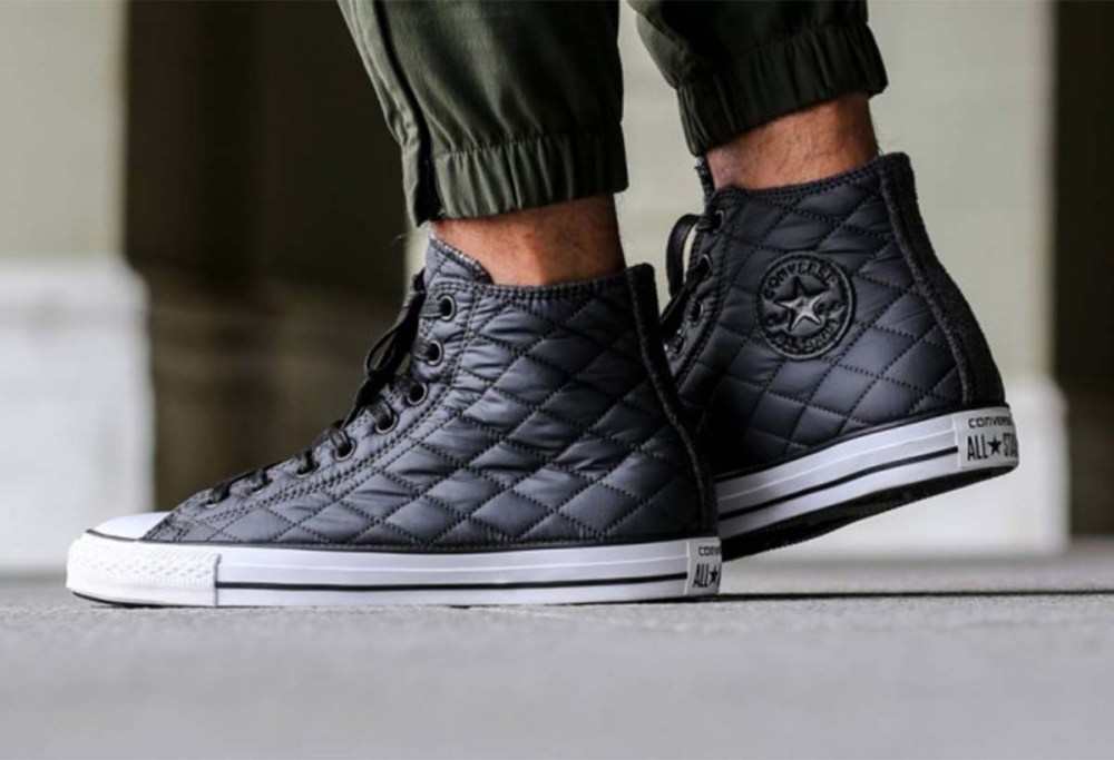 quilted converse chuck taylors