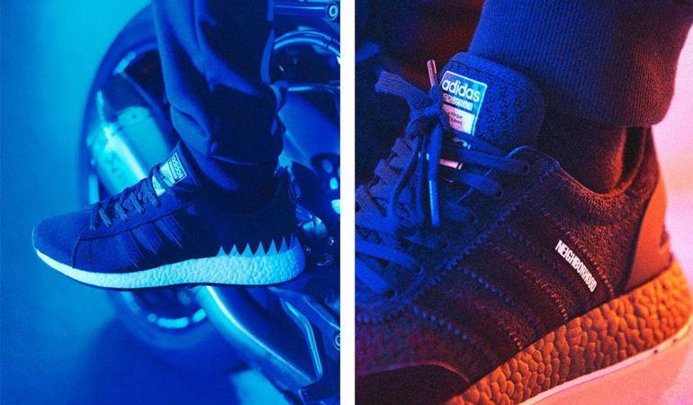 Blackout by NEIGHBORHOOD For adidas Originals