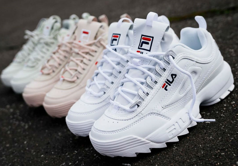 outlet store ee209 1718d ... fila disruptor low colorways  Patta ...