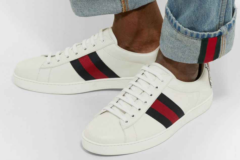 0cf0b0995a2 If you re looking to buy Gucci Ace sneakers online now you can find them at  select retailers like SSENSE