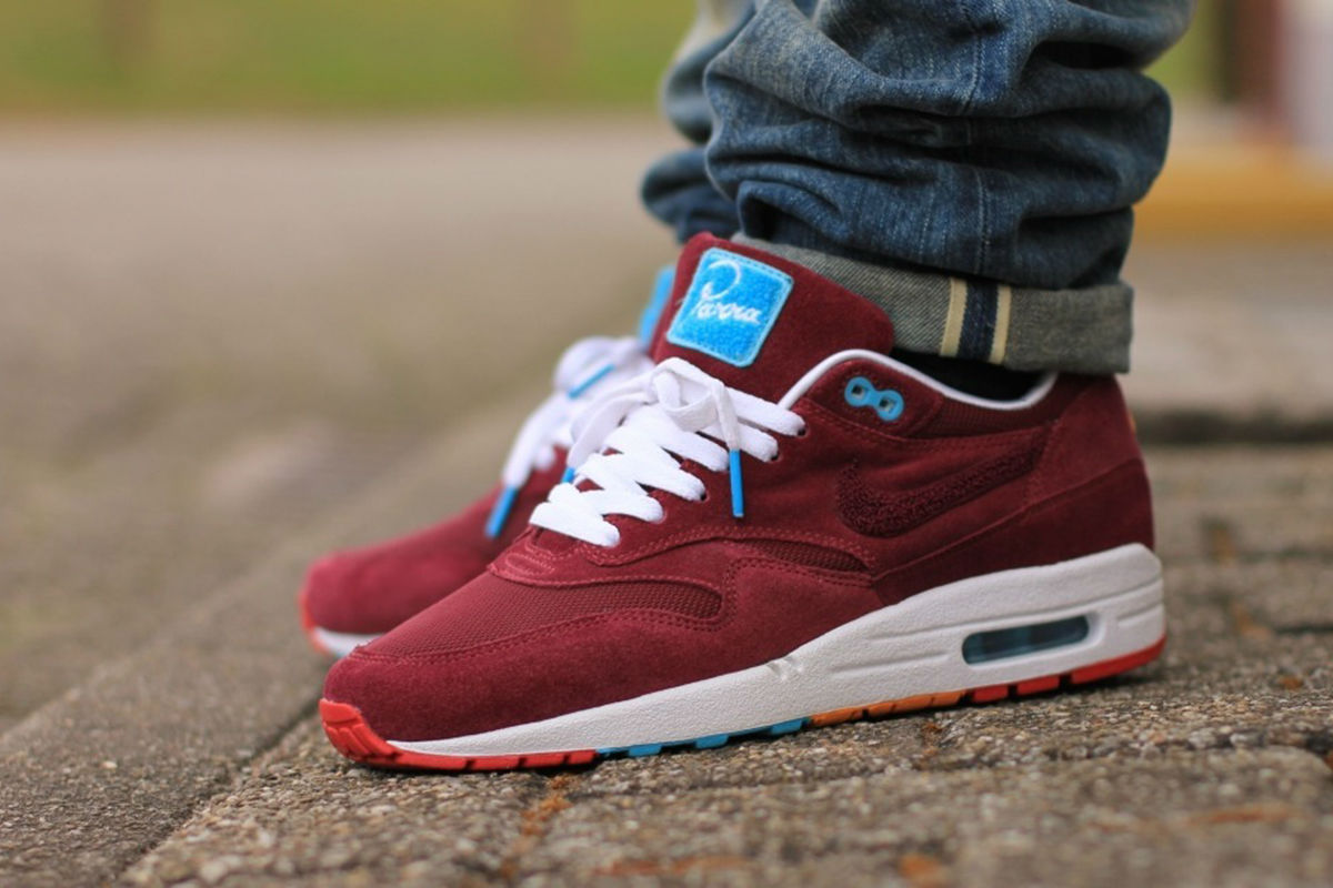 2eb766ffc7ce50 coupon for nike air max 1 cherrywood red 2d42f 22b89