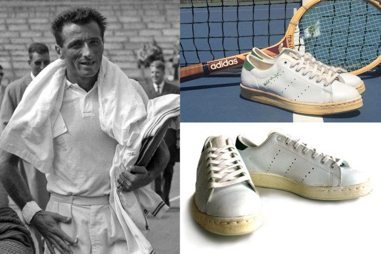 check out 1a491 f1842 A Brief Look into the adidas Stan Smith History | Cult Edge
