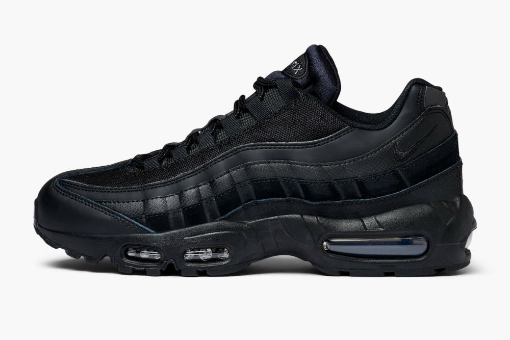 Nike Air Max 95 Essential Black/Dark Grey