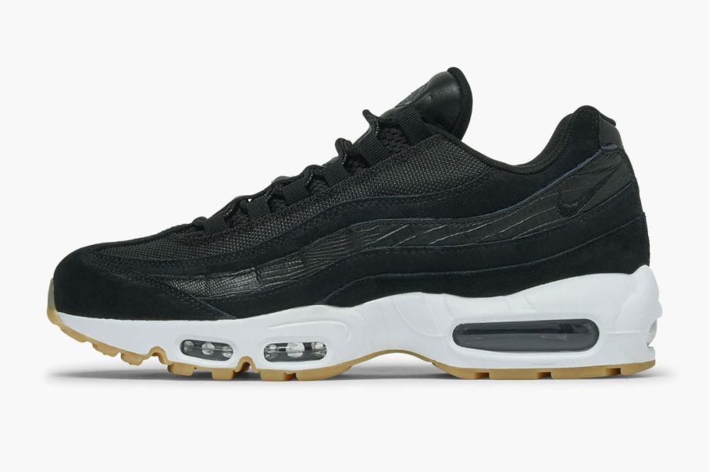 Nike Air Max 95 Premium Black/Dark Grey/Gum