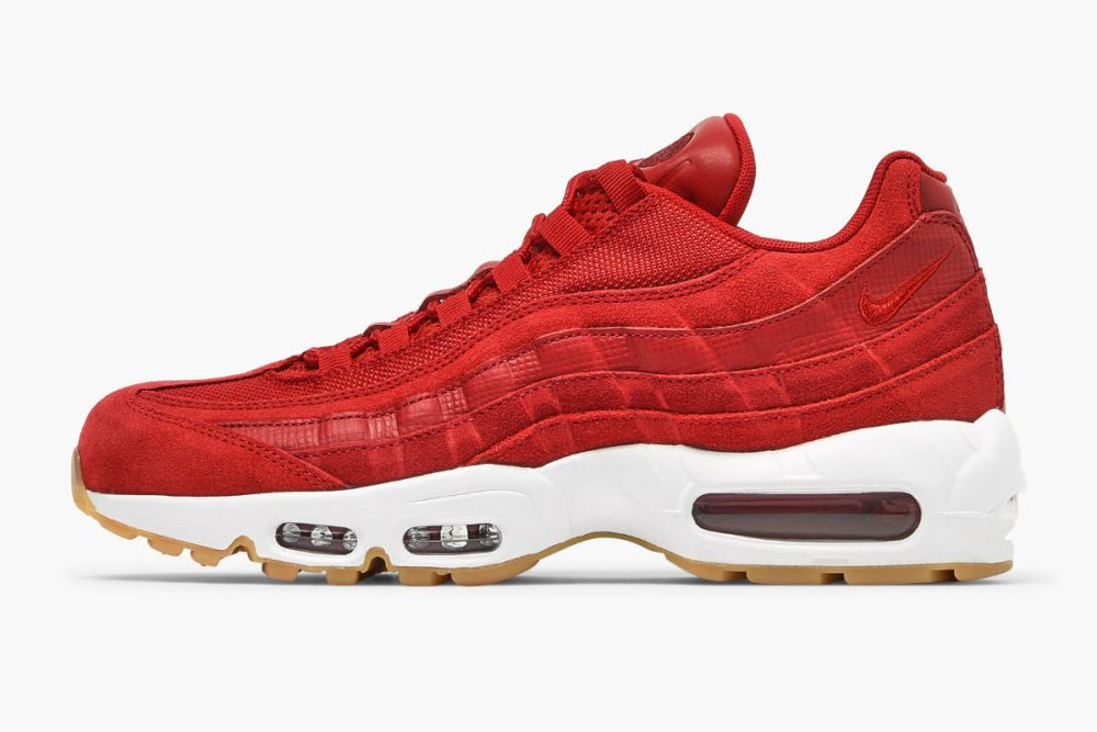 Nike Air Max 95 Premium Gym Red