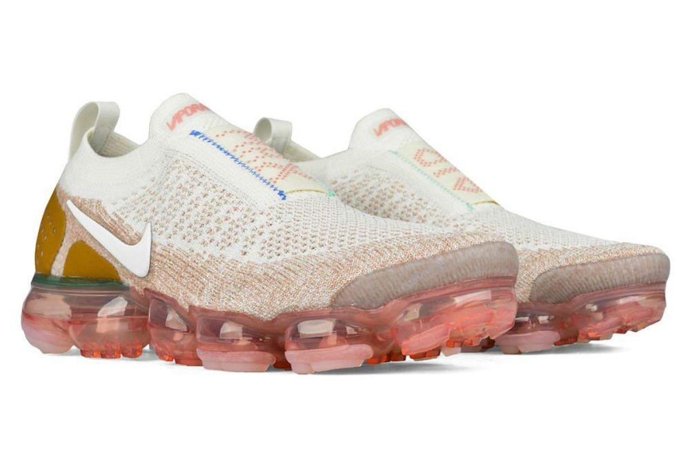 Nike Air VaporMax Flyknit Moc 2 Sail/Anthracite/Sand