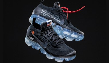 off white nike air vapormax black