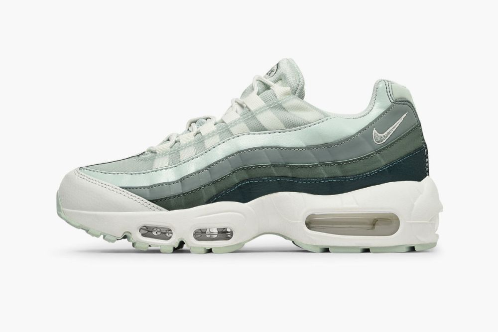 Nike Wmns Air Max 95 Barley Grey Light Pumice Clay