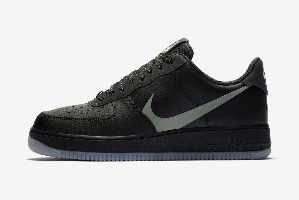 Nike Air Force 1 '07 LV8 black anthracite