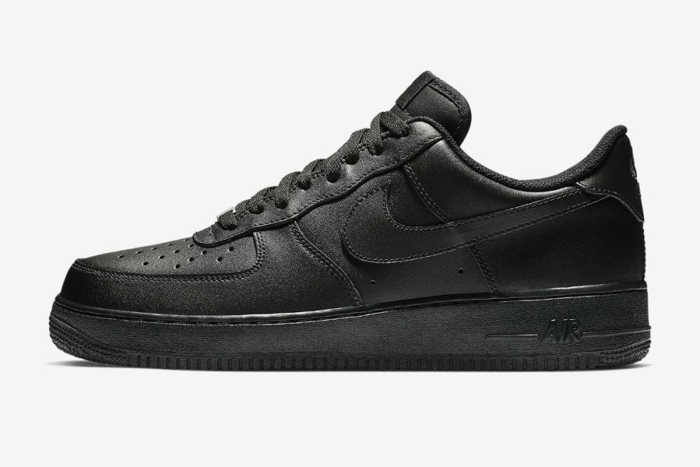 Nike Air force 1 07 triple black