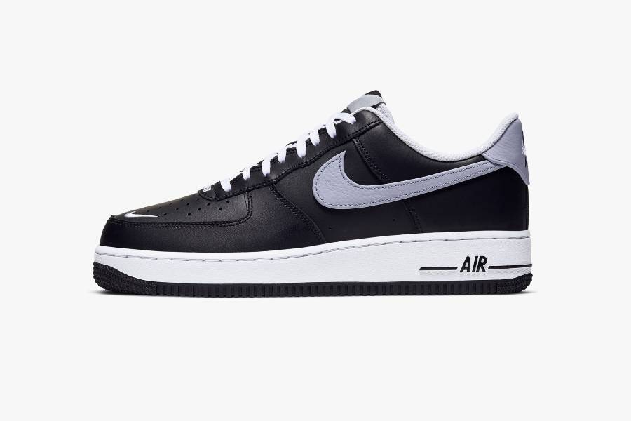 Nike Air Force 1 07 LV8 Blk/WlfGry