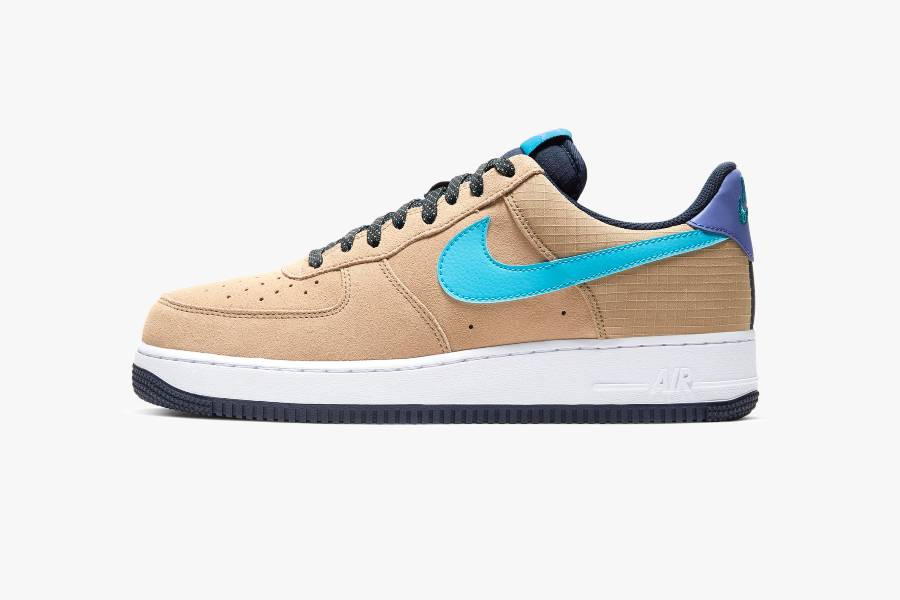 "Nike Air Force 1 '07 LV8 Khki/BluFury ""ACG"""