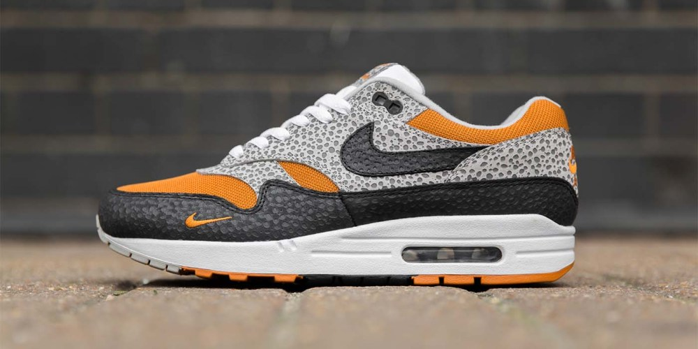 Nike Air Max 1 Safari Returns Exclusively to Size   a1d7eb4e221e