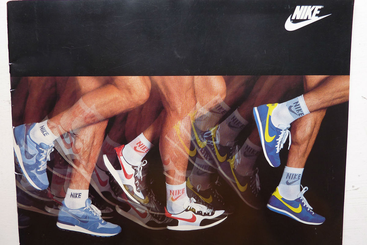 top selling nike shoes of all time