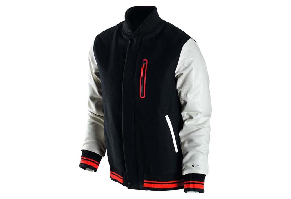 nike varsity jacket 2009 collection