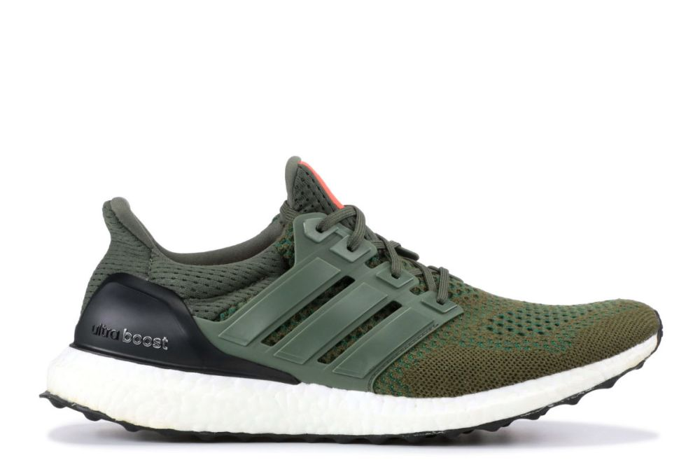 adidas Ultra Boost 2.0 Olive