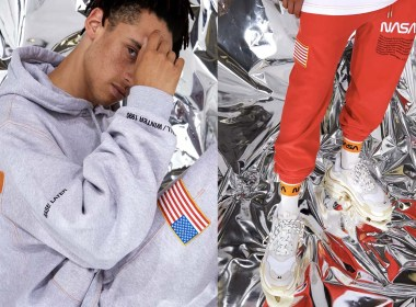Heron Preston x NASA