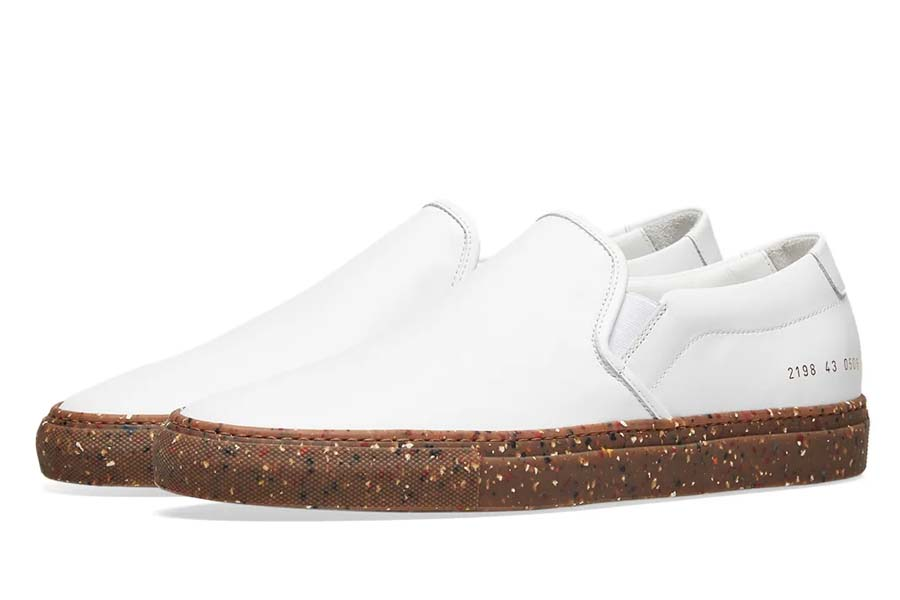 Common Projects Slip-On Camo Sole