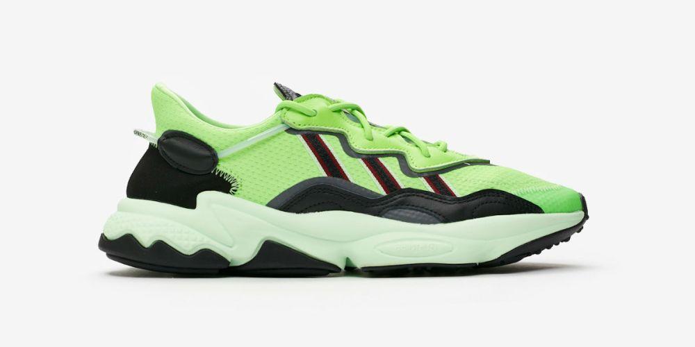 adidas originals ozweego Hi-Res Green