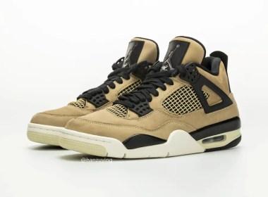 Air Jordan 4 WMNS Mushroom