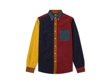 Beams Plus Crazy Cord Shirt
