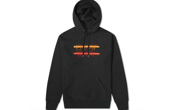 KNOW WAVE CLASSIC ANXIETY LOGO HOODY
