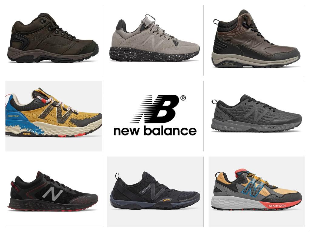 new balance all models