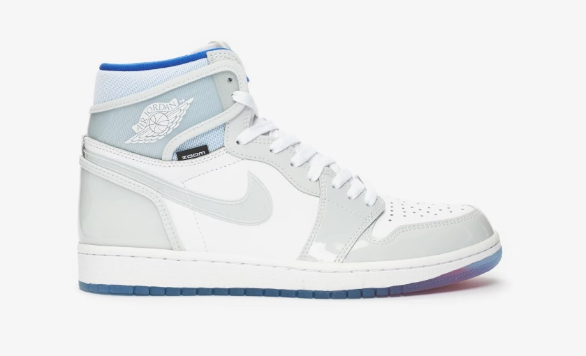 Look For The Air Jordan 1 High Zoom R2T Racer Blue To Debut This Week