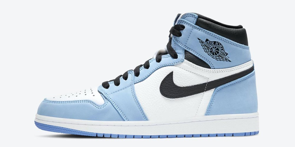 Air Jordan 1 University Blue 555088-134