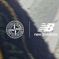 New Balance and Stone Island are Set for an Impending