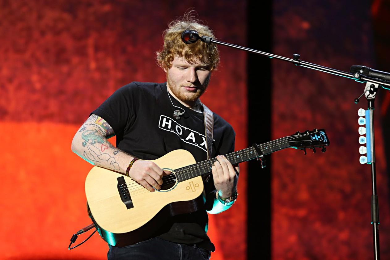 Ed Sheeran em São Paulo