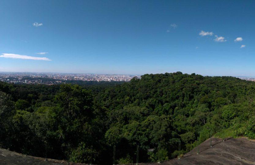 Trilha da Pedra Grande São Paulo