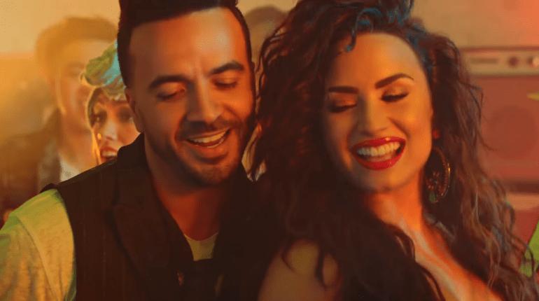 Échame la culpa Demi Lovato Luis Fonsi