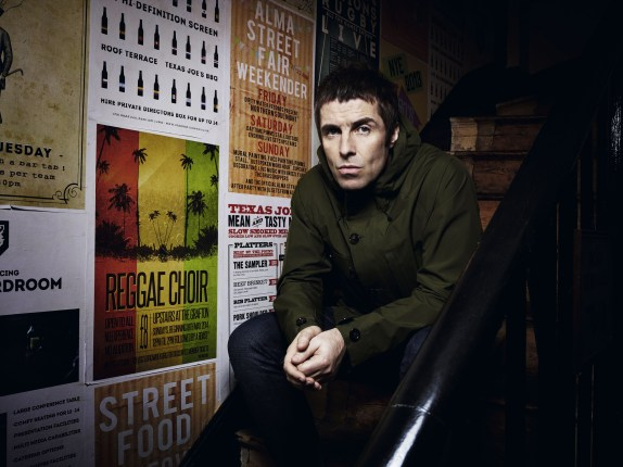 Liam Gallagher Lolla Parties