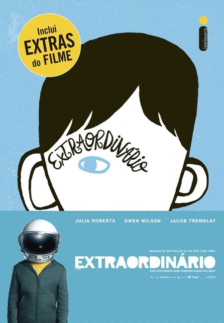 Extraordinário: Edição especial com bastidores do filme - R. J. Palácio