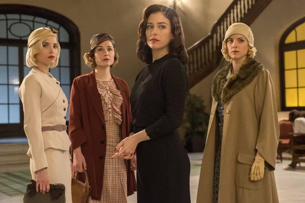 Terceira temporada de As Telefonistas é a mais repleta de drama da série