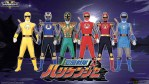 Preview- Ninpuu Sentai Hurricaneger: The Complete Series (DVD)