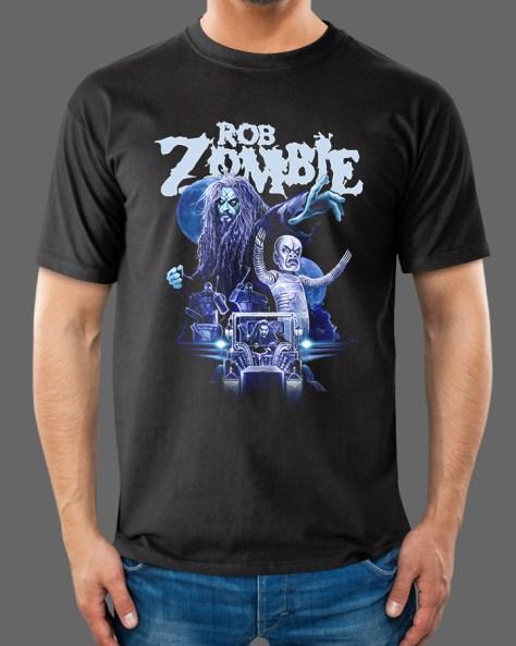 Rob Zombie -Dragula