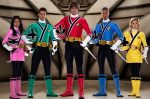 Power Rangers Samurai/Power Rangers Super Samuari