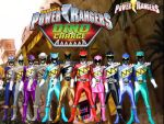 Power Rangers Dino Charge/Power Rangers Dino Super Charge