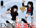 Preview- Exorsisters #3