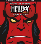 Preview- Hellboy Animated (4K Bluray)