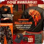 Get spooky with Halloween, Universal Monsters, Joe Bob Briggs apparel