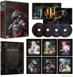Preview: GOBLIN SLAYER Season One (Bluray Collectors Dual Format  Limited Edition Box Set)