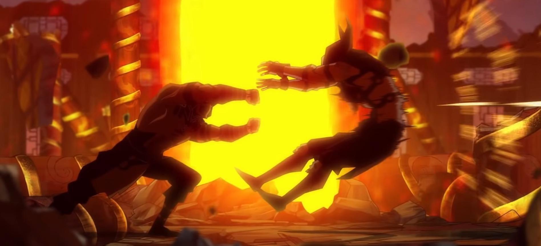 Mortal Kombat Legends Scorpion S Revenge Trailer Released Cult