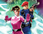 Preview- Power Rangers: Sins of the Future (Graphic Novel)