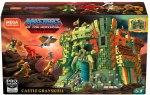 Preview- Mega Construx Signature Series: Castle Grayskull