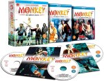 Monkey: The Complete Series Bluray Giveaway!