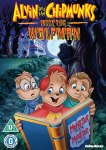 Alvin and The Chipmunks meets the Wolfman comes to DVD