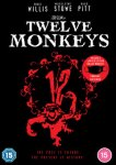 Preview: Twelve Monkeys Limited Edition DVD with free pandemic face mask!